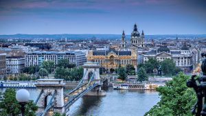 Budapest beurs